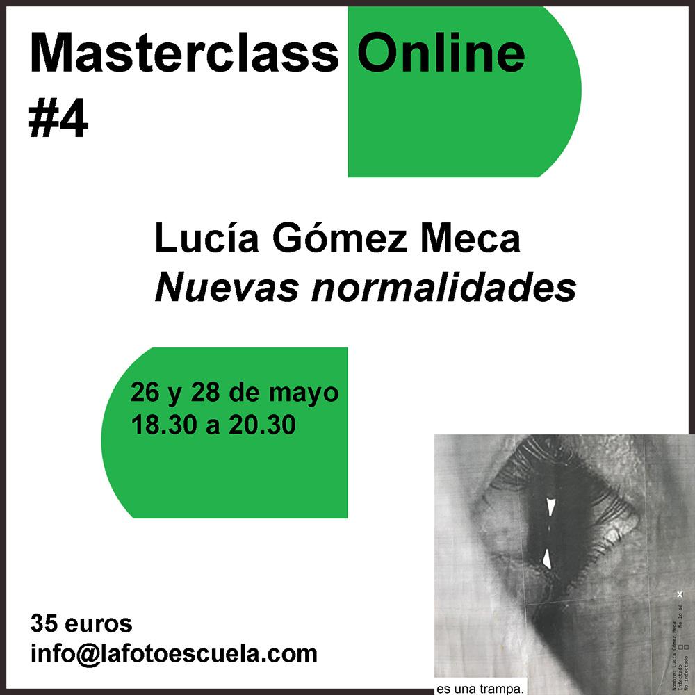 Masterclass Lucia gomez mecaweb
