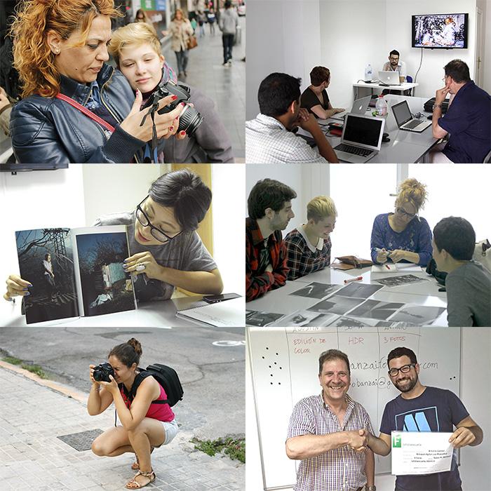 Cursos fotografia valencia